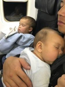 how to get your kids to sleep on vacation
