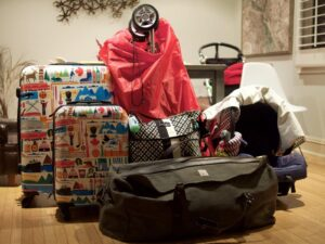 What to pack with kids