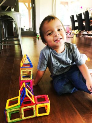 The Best Toddler Travel Toys: Magformers