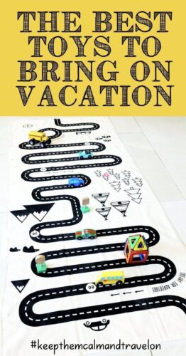 Wondering what are the best toddler travel toys? Click through to read my list of travel toys that are lightweight and packable and great for toddlers age 1-year-old to 3-year-old. The ultimate list of travel toys for toddlers and young kids. #traveltoys #traveltoysfortoddlers #toycarsfortoddlers #babytraveltoys #kidstraveltoys #besttraveltoys #traveltoysfor2yearold #toddlertoy #travelwithkids #besttoys #kidstravel