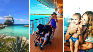 Disney Cruise with a Baby