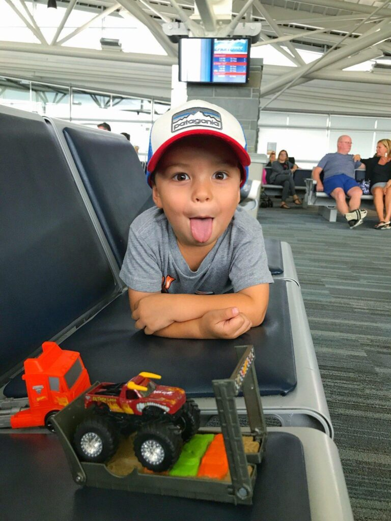 The Best toddler toys for travel: Cars