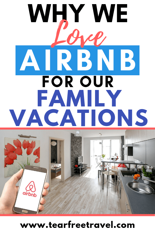 Airbnb with kids