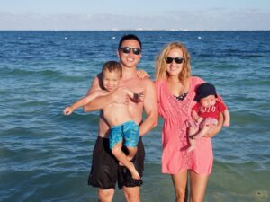 How to relax on vacation with kids
