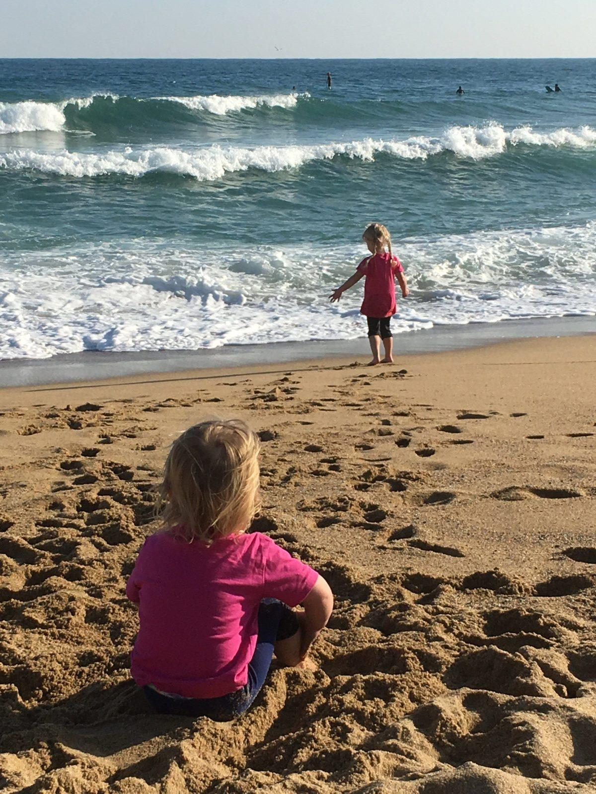 Traveling with kids in europe
