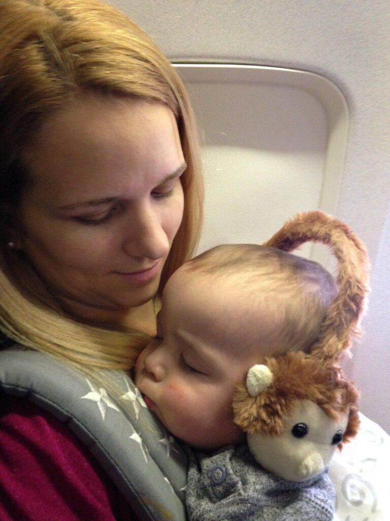 Ergo Travel Baby Carrier