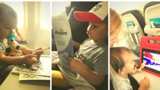 Airplane activities for toddlers