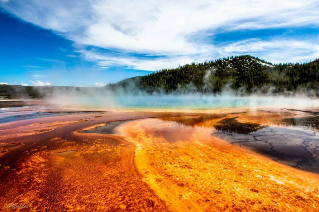 Family Vacation Destinations: Yellowstone National Park