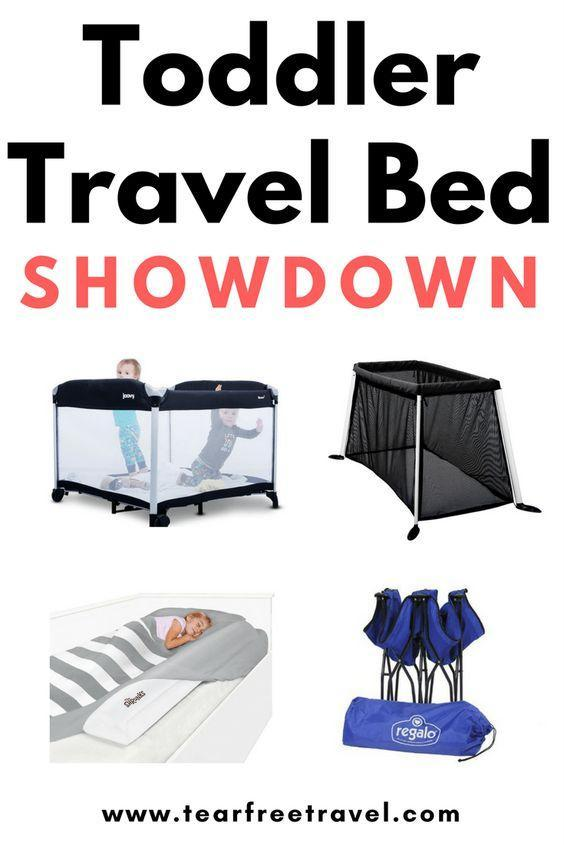 The Best Toddler Travel Bed